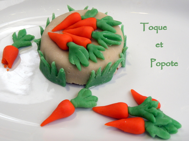 Carrot Cake Gouter A New York