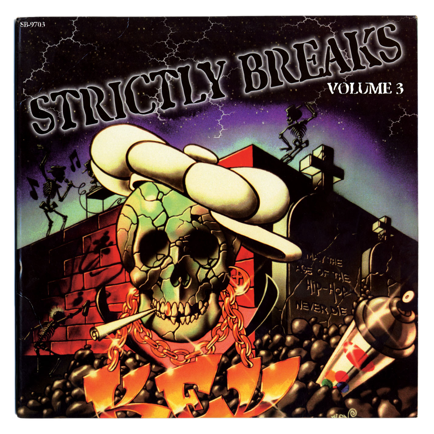 Strictly Breaks Volume 3 (1997) (CD) (320)