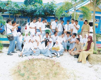 SMK Negeri 1 Pangkalan Kerinci