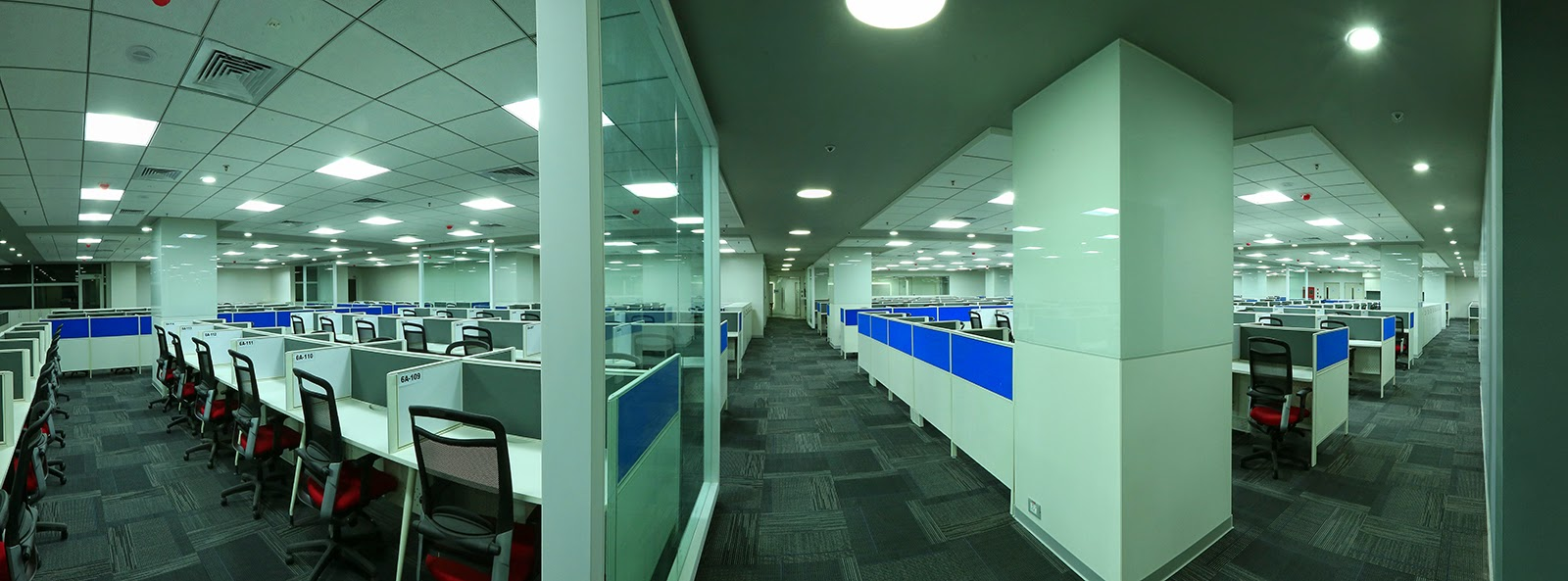 high dynamic range panoramic interior architectural photography