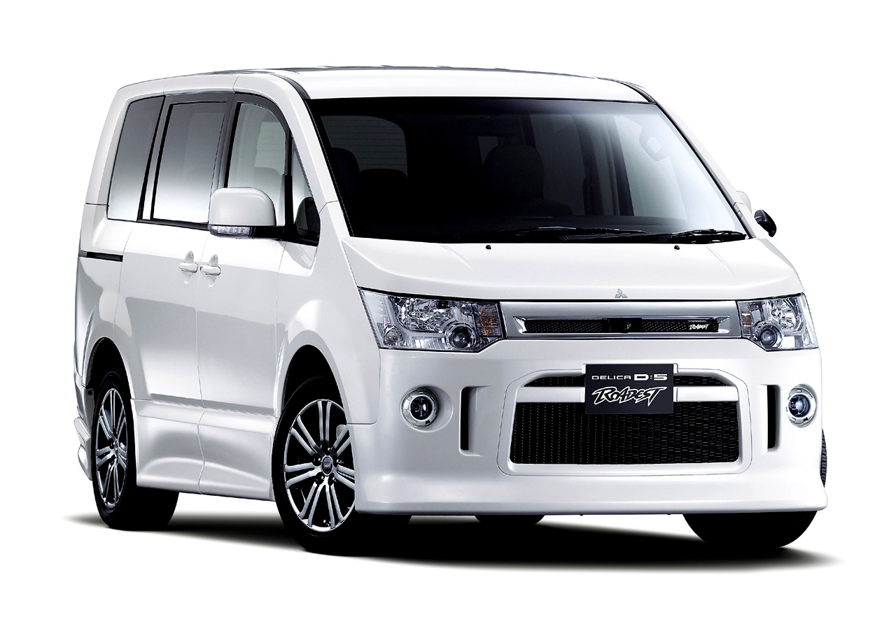 2013 Mitsubishi Delica Deluxe Views Car