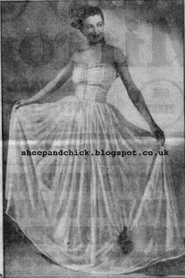 Free 1940's Sewing Pattern - Dream Dress Self Draft Pattern