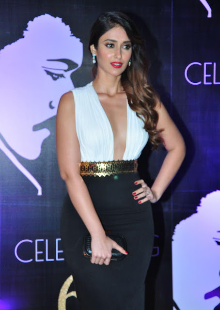Ileana D'Cruz Looks Super Sexy At Chiranjeevi 60th Birthday Celebrations at Hotel Park Hyatt