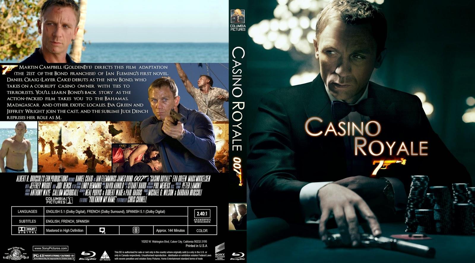 xem 007 casino royale