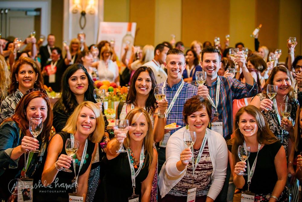 Love food, wine, good company, and learning more about growing your food blog? Then join me at this year's Food & Wine Conference July 17-19th in Orlando, Florida. Click through for a $50 discount code! #FWCon