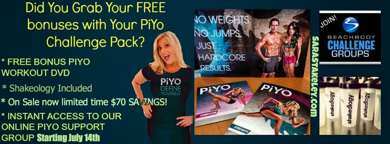 Piyo,at home workout , Chalene Johnson , Clean Eating. , Pilates , Piyo , Piyo Meal Plan , Week 1 Progress Update , workouts , Yoga