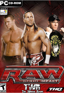 WWE Raw Ultimate Impact 2012 Pc Game