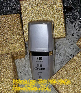 BB CREAM NURARRISA SALOON SPA