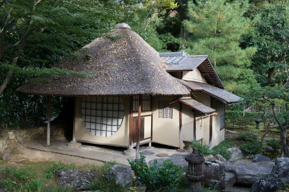 Backyard Japanese Tea House : Japanese Zen Garden Japanese Tea House