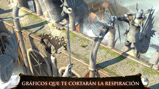 Dungeon Hunter 4 para Android e iPhone