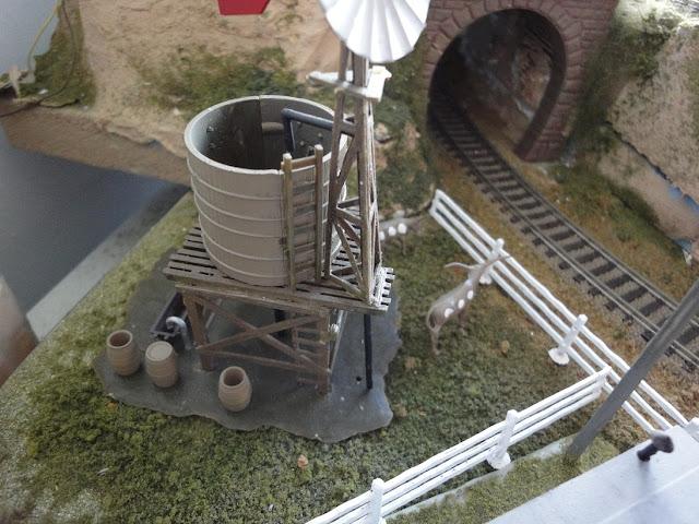 Model Kit Life Like Trains Western Homestead Shanty
