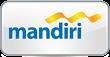 Rekening Bank MANDIRI Untuk Deposit Loket PPOB Fee Terbesar