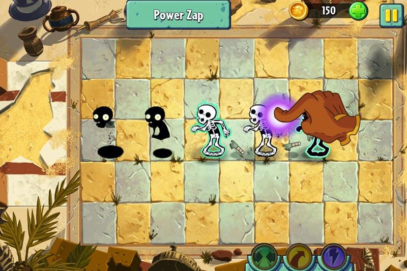 Plants Vs Zombies 2, con nuevas habilidades