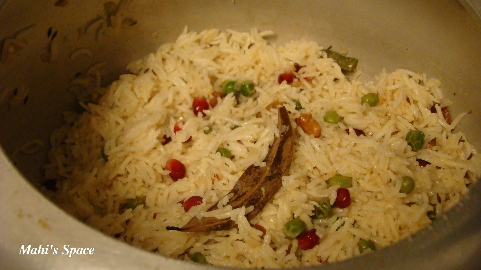 how to prepare kashmiri pulao