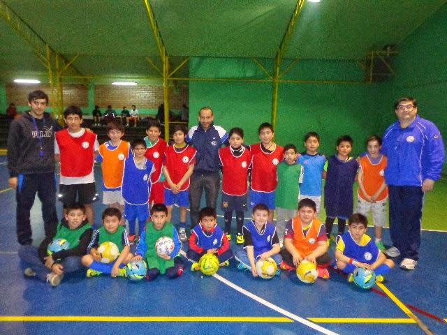 Curso de Fútbol de Salón