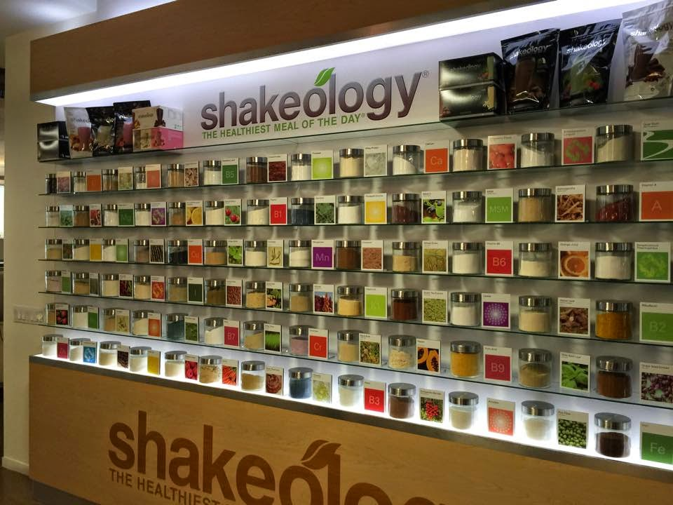 Shakeology, Shakeology ingrediants