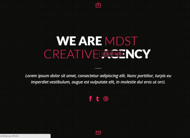 Modest & Modern Multipurpose Drupal Theme