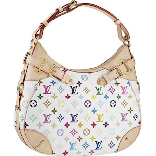 Louis Vuitton bolsos Greta Monogram Multicolore M40195