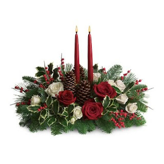 Order Christmas Flowers and Save