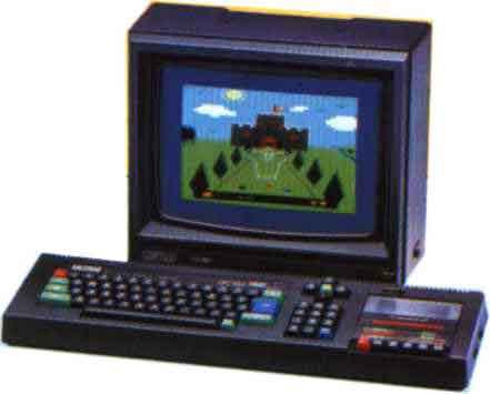 Informática viejuna Amstrad_cpc_464
