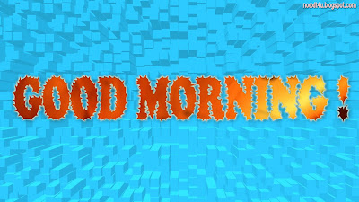 HD GOOD MORNING WALLPAPER