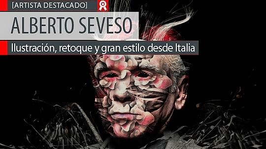 Ilustración digital y retoque fotográfico de ALBERTO SEVESO.