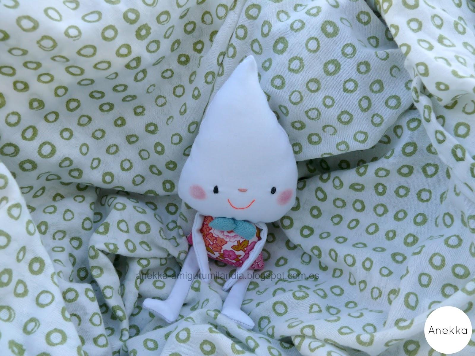 drop doll anekka handmade