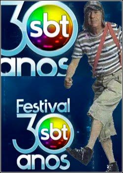 Festival SBT 30 Anos de Chaves HDTV H264 Dublado chaves30