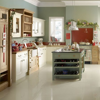 Christmas Kitchen Decorations ideas 2012