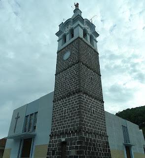 Igreja São Marcos, no Distrito de Otávio Rocha, em Flores da Cunha.