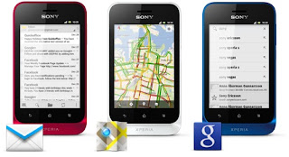 Sony Xperia tipo Android Murah