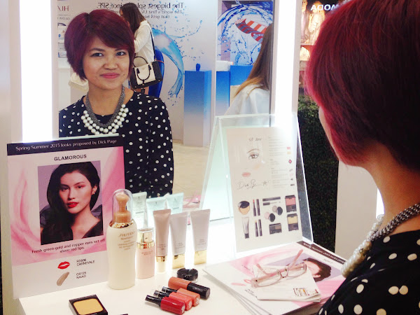 Shiseido International Beauty Fair 2015