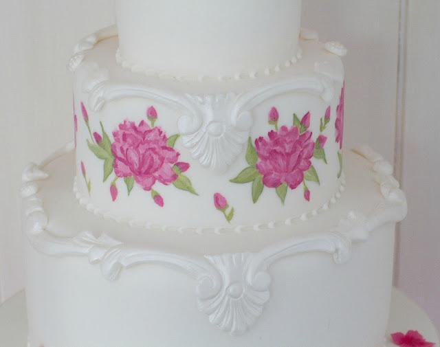 Curso de tartas pintadas