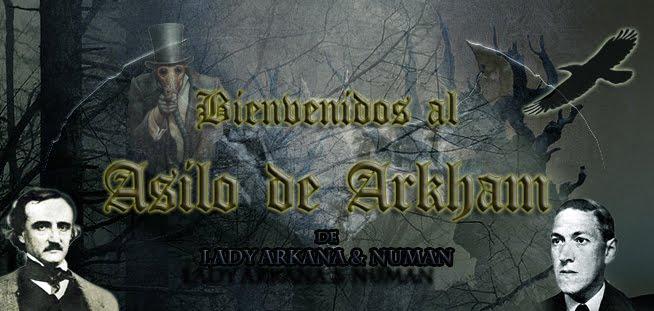 Bienvenidos Al Asilo De Arkham