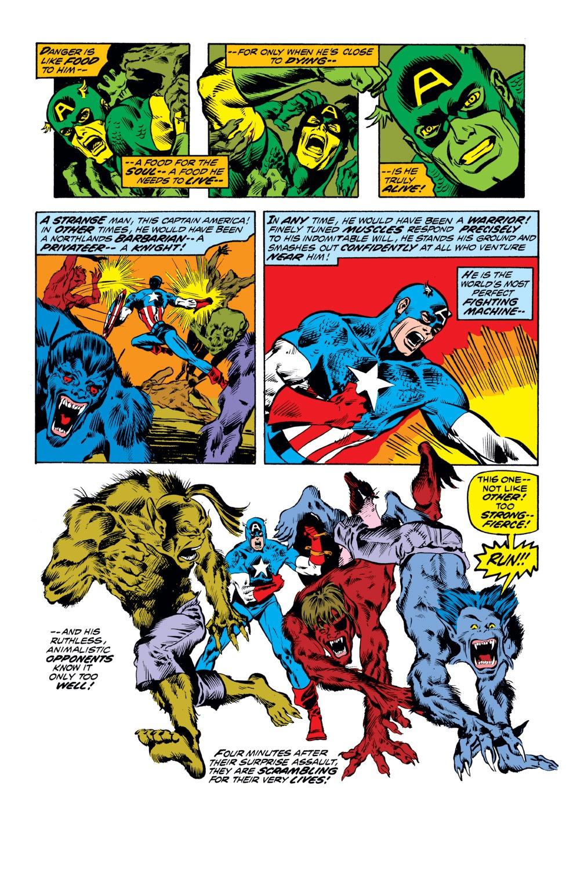 Captain America (1968) Issue #164 #78 - English 9