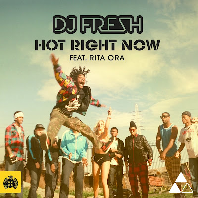 dj fresh hot right now image
