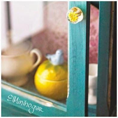 El minihogar for Pomos para armarios