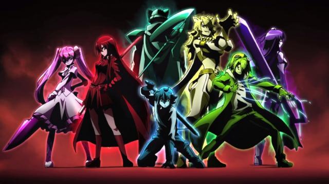 Hình ảnh phim Sát Thủ Akame