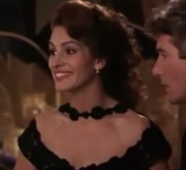 Perfect Pretty Woman Black Cocktail Dress Scene  YouTube