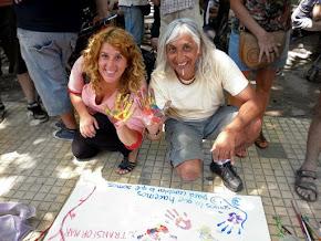 En el Festival Cultural Participativo - Mar del Plata