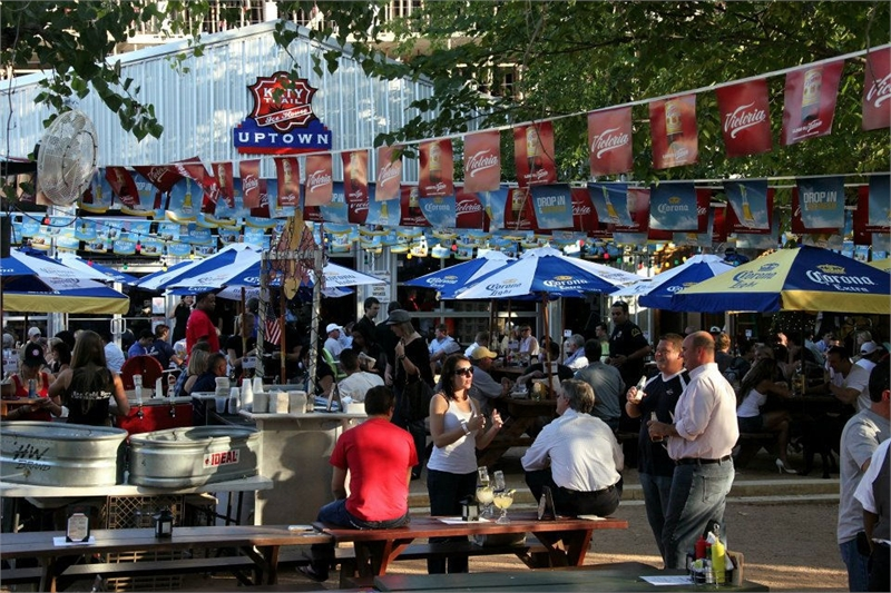Woo! Katy Trail Ice House is heading to the burbs | B Does ... Katy Trail Ice House