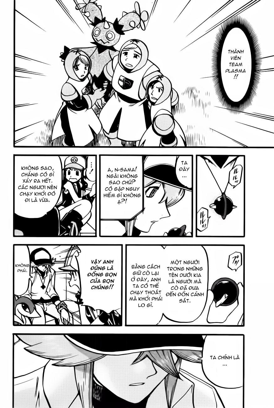 Pokemon Special Chap 485 - Next Chap 486