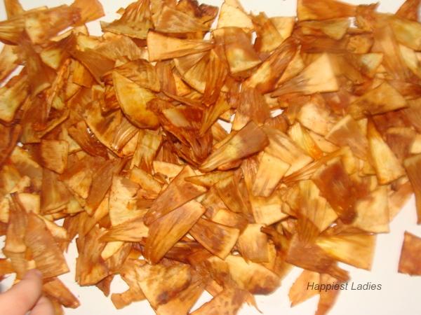 Bread Fruit Chips+crisp chips
