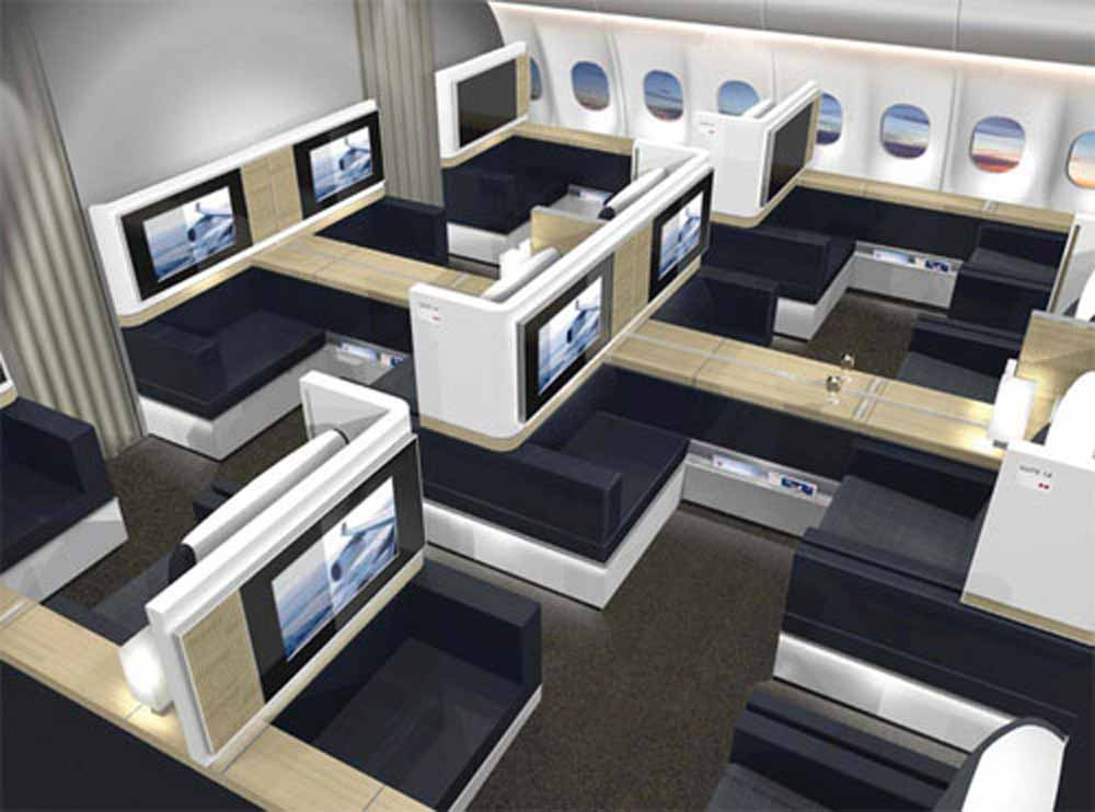 Aircraft Interior Best Schools, Schools Of Interior Plane