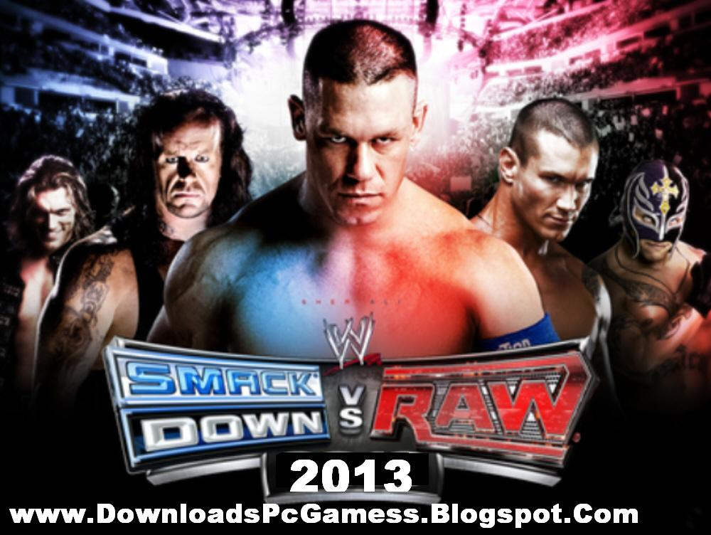 Wwe Smackdown vs Raw 2013 Pc Game Free Download Full ...