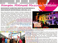 'Visit Telekom Museum Campaign' in Conjunction of World Telecommunication and Information Society Day 2014 Celebration