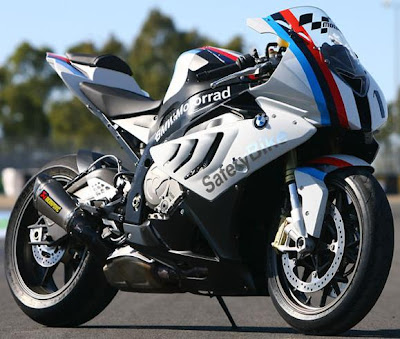 BMW S1000RR Top design