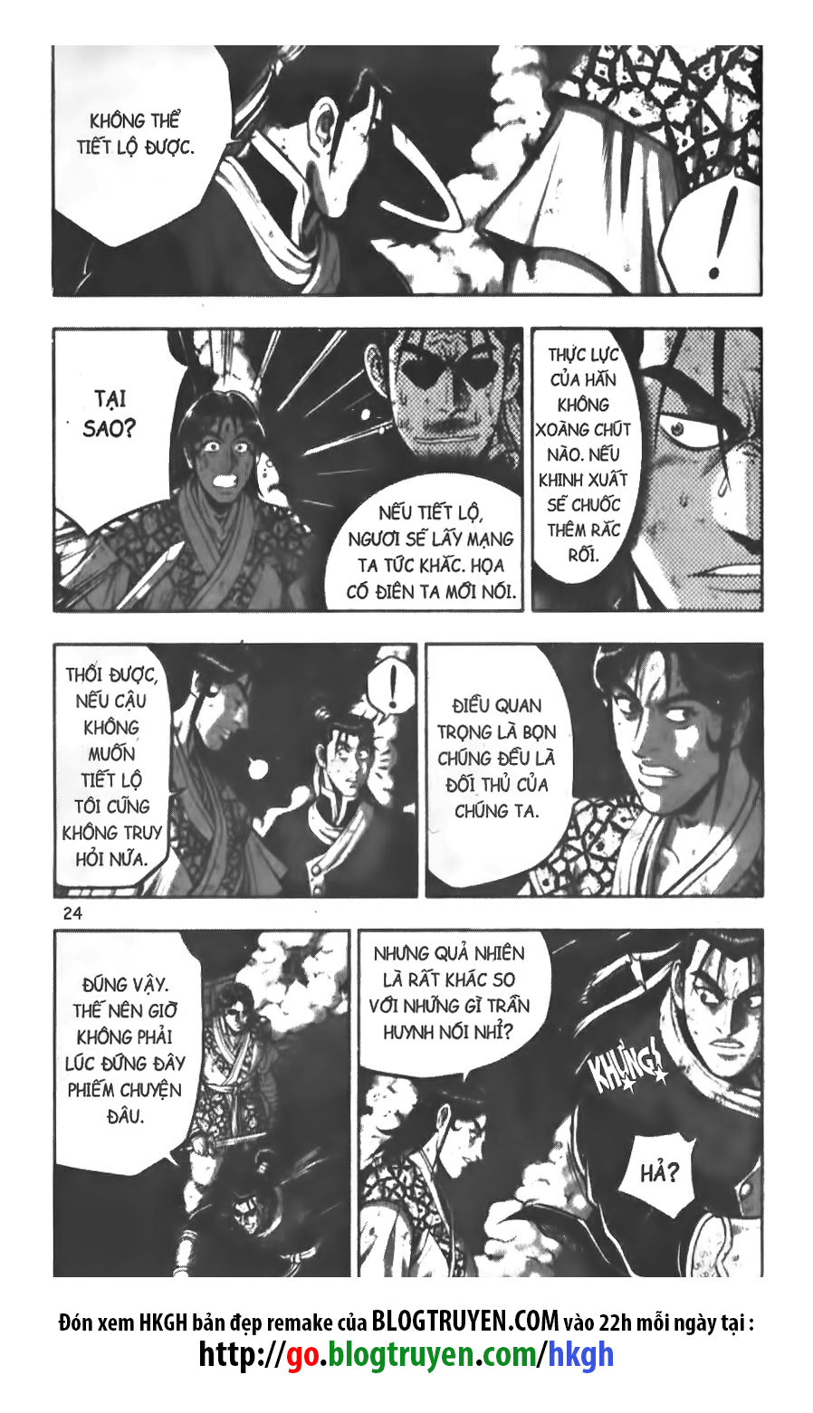 Hiệp Khách Giang Hồ chap 341 Trang 3 - Mangak.info