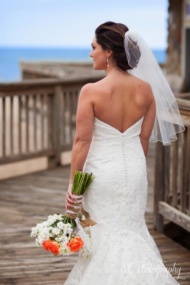 lake bridal portrait beach wedding