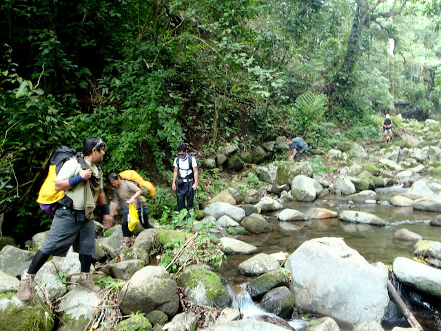 Holy River Mt. Banahaw